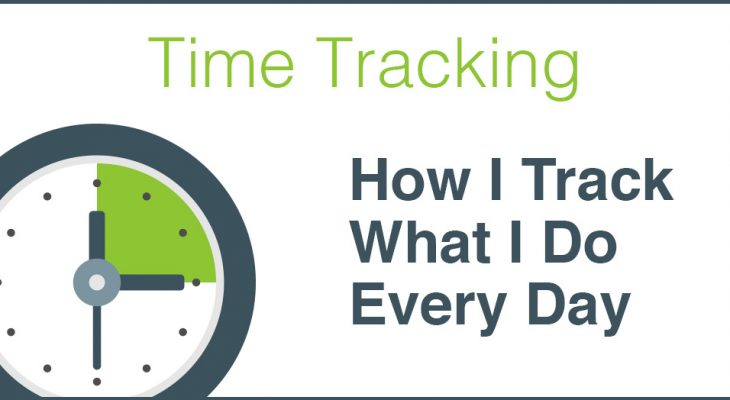 How do you track time?