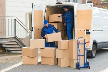 What Are The Various Functions Of A Moving Company