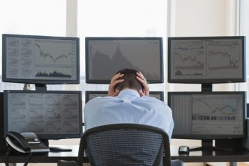 Why it is so hard to earn money at trading